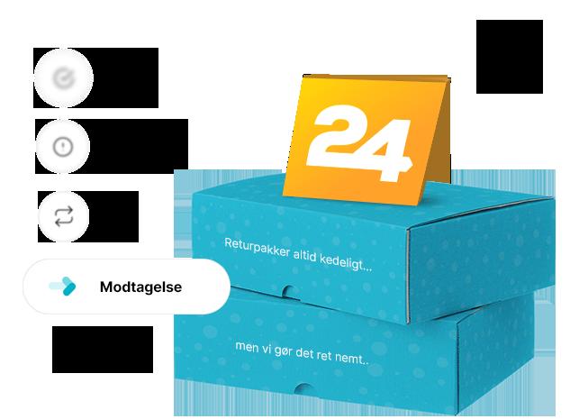 Integration til din webshop med Lagerhotel24