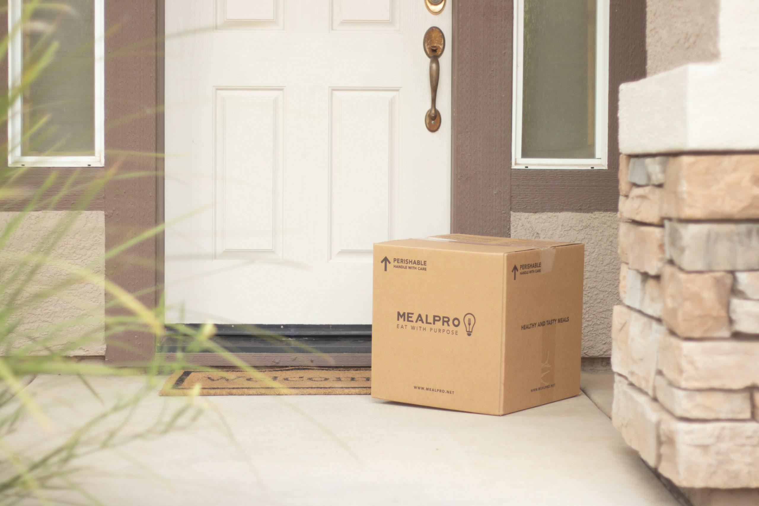 Hvordan sender man en pakke retur?